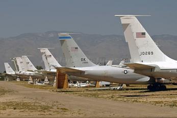 61-0289 - USA - Air Force Boeing EC-135A