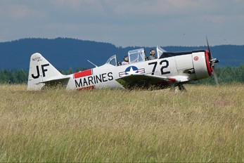 N6972C - Private North American Harvard/Texan (AT-6, 16, SNJ series)