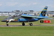 E107 - France - Air Force Dassault - Dornier Alpha Jet E aircraft
