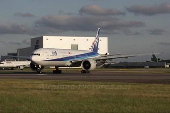 JA786A - ANA - All Nippon Airways Boeing 777-300ER
