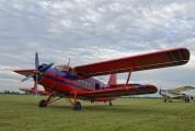 SP-ANU - Aeroklub Ziemi Mazowieckiej Antonov An-2 aircraft