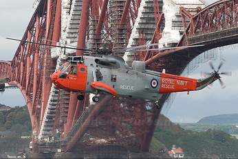 XZ578 - Royal Navy Westland Sea King HU.5