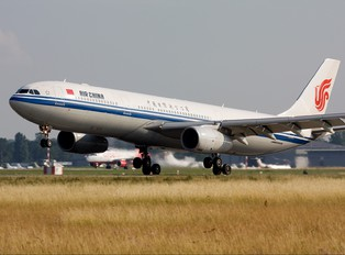 B-6511 - Air China Airbus A330-300