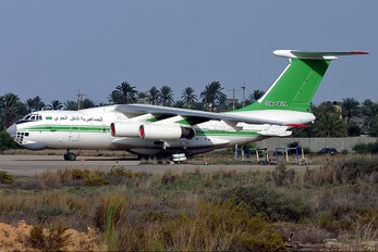 5A-DLL - Jamahiria Air Transport Ilyushin Il-78