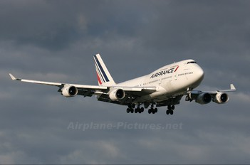 F-GISC - Air France Boeing 747-400