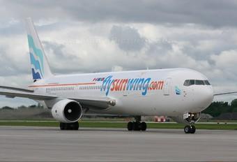 CS-TFT - Sunwing Airlines Boeing 767-300ER