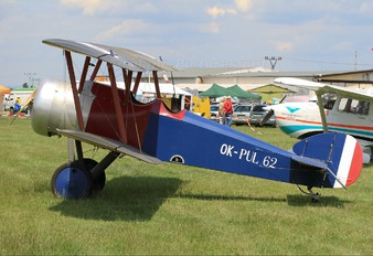 OK-PUL62 - Private Sopwith Camel