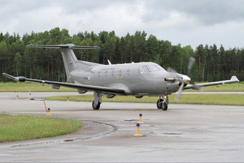 PI-03 - Finland - Air Force Pilatus PC-12
