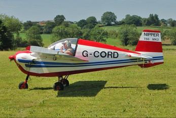 G-CORD - Private Slingsby T.66 Nipper