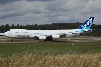 N50217 - Boeing Company Boeing 747-8F
