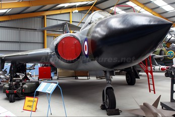 XH992 - Royal Air Force Gloster Javelin