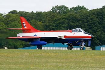G-ETPS - Private Hawker Hunter FGA.9