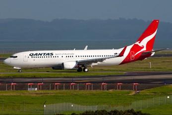 ZK-ZQG - JetConnect (Qantas NZ) Boeing 737-800