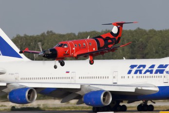 RA-01500 - Dexter Pilatus PC-12
