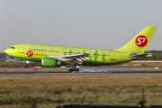 VP-BTJ - S7 Airlines Airbus A310 aircraft