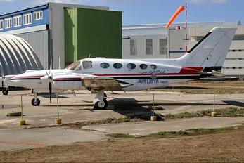 5A-DBM - Air Libya Tibesti Cessna 421 Golden Eagle