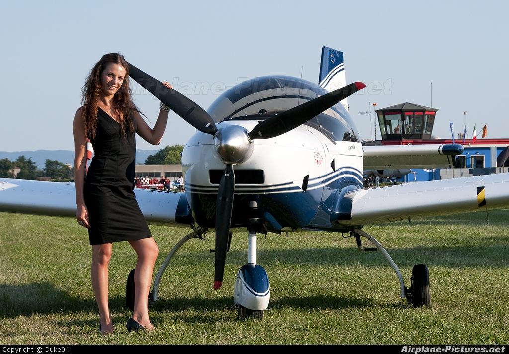 - Aviation Glamour - aircraft at Thiene - Arturo Ferrarin