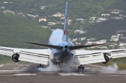F-HSEA - Corsair Boeing 747-400 aircraft