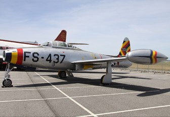 51-10809 - USA - Air Force Republic F-84G Thunderjet