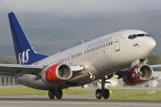 LN-RRB - SAS - Scandinavian Airlines Boeing 737-700 aircraft