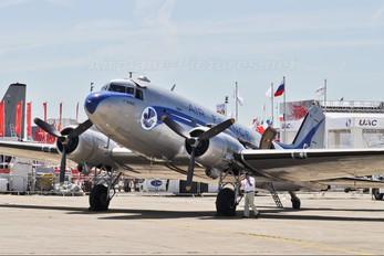 F-ATZE - Dakota et Compagnie Douglas C-47A Skytrain