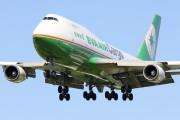 B-16401 - EVA Air Cargo Boeing 747-400F, ERF aircraft