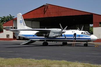 FAN150 - Nicaragua - Air Force Antonov An-26 (all models)