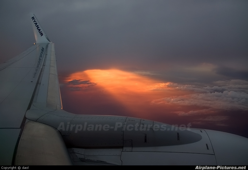 Ryanair EI-EKB aircraft at In Flight - Spain
