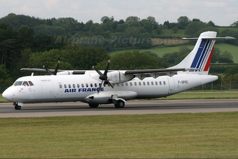F-GPOC - Air France - Airlinair ATR 72 (all models)