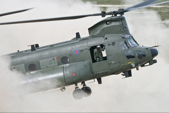 ZH904 - Royal Air Force Boeing Chinook HC.3