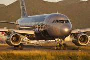 N526NK - Spirit Airlines Airbus A319 aircraft