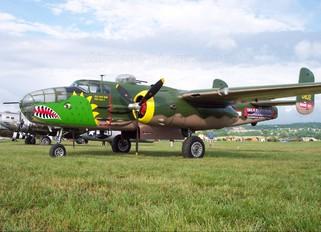 N3155G - Private North American TB-25N Mitchell