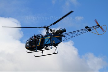 F-GURJ - Private Sud Aviation SA-313 / 318 Alouette II (all models)