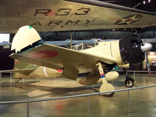 AI-3-102 - Japan - Imperial Air Force (WW2) Mitsubishi A6M3 Zero