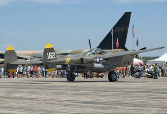 NX138AM - Air Museum Chino Lockheed P-38 Lightning