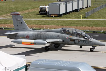 MM55086 - Italy - Air Force Aermacchi MB-339CD