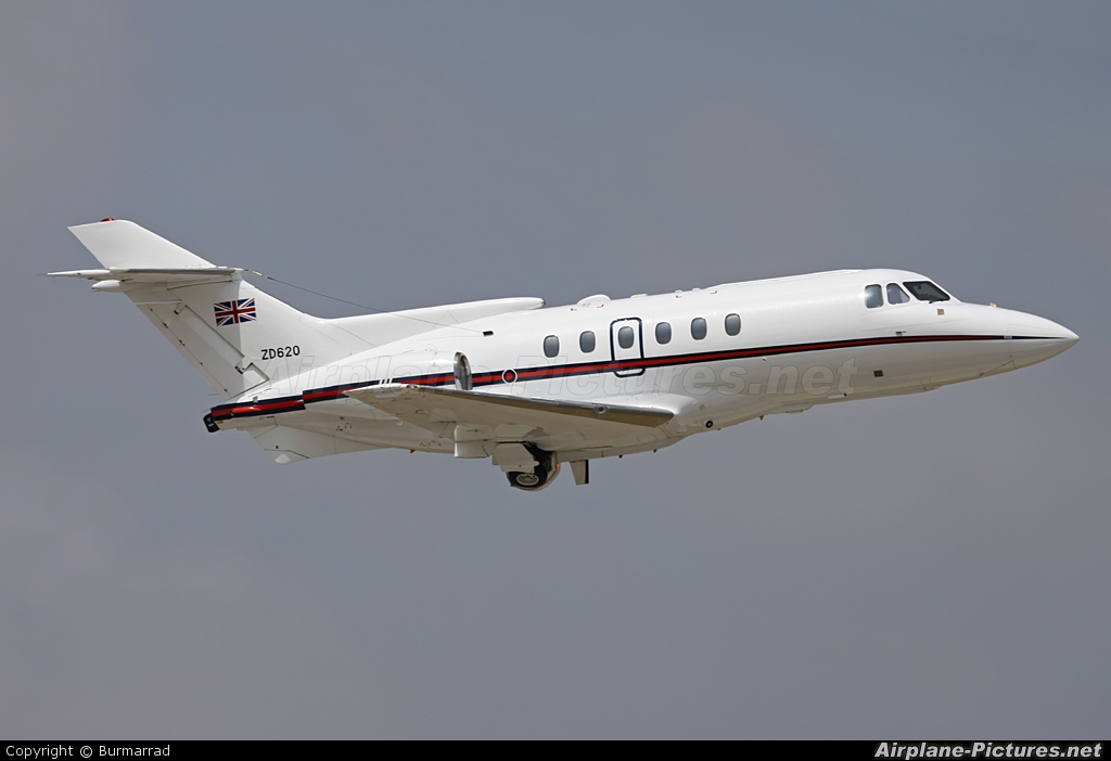 Royal Air Force ZD620 aircraft at Malta Intl
