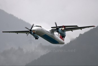 N839CA - Austrian Airlines/Arrows/Tyrolean de Havilland Canada DHC-8-300Q Dash 8