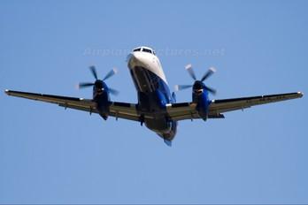 G-MAJH - Eastern Airways Scottish Aviation Jetstream 41