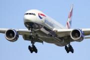 G-YMMJ - British Airways Boeing 777-200 aircraft
