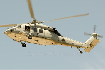 167835 - USA - Navy Sikorsky MH-60S Nighthawk