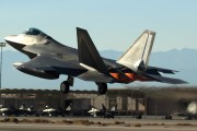 06-4120 - USA - Air Force Lockheed Martin F-22A Raptor aircraft