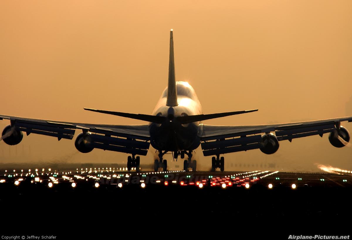 Cathay Pacific B-HKV aircraft at Amsterdam - Schiphol