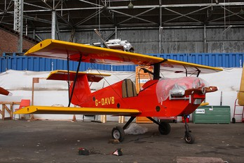 G-DAVB - Private Aerosport Scamp