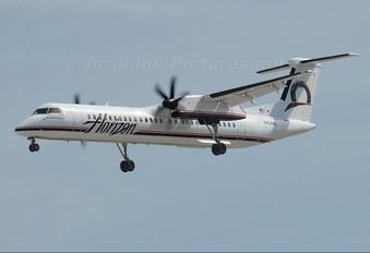 N434MK - Horizon Air de Havilland Canada DHC-8-400Q / Bombardier Q400