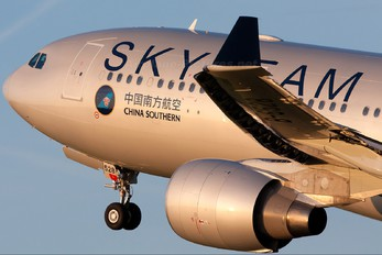 B-6528 - China Southern Airlines Airbus A330-200