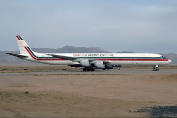 N870TV - Emery Worldwide Douglas DC-8-73F