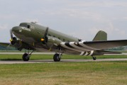 "ZA947 - Royal Air Force ""Battle of Britain Memorial Flight"" Douglas C-47A Dakota C.3 aircraft"