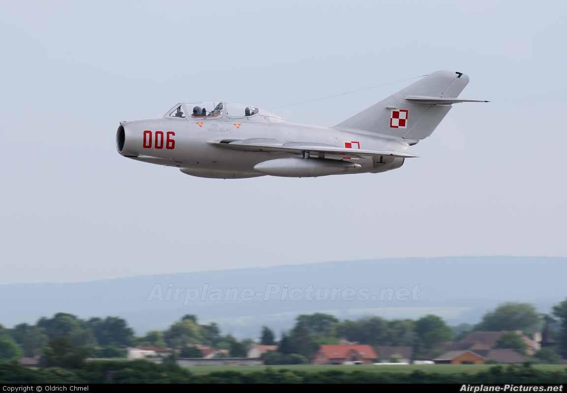 Polish Eagles Foundation SP-YNZ aircraft at Pardubice