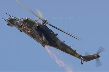 3361 - Czech - Air Force Mil Mi-35